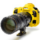 イージーカバー Nikon D850 用 イエロー