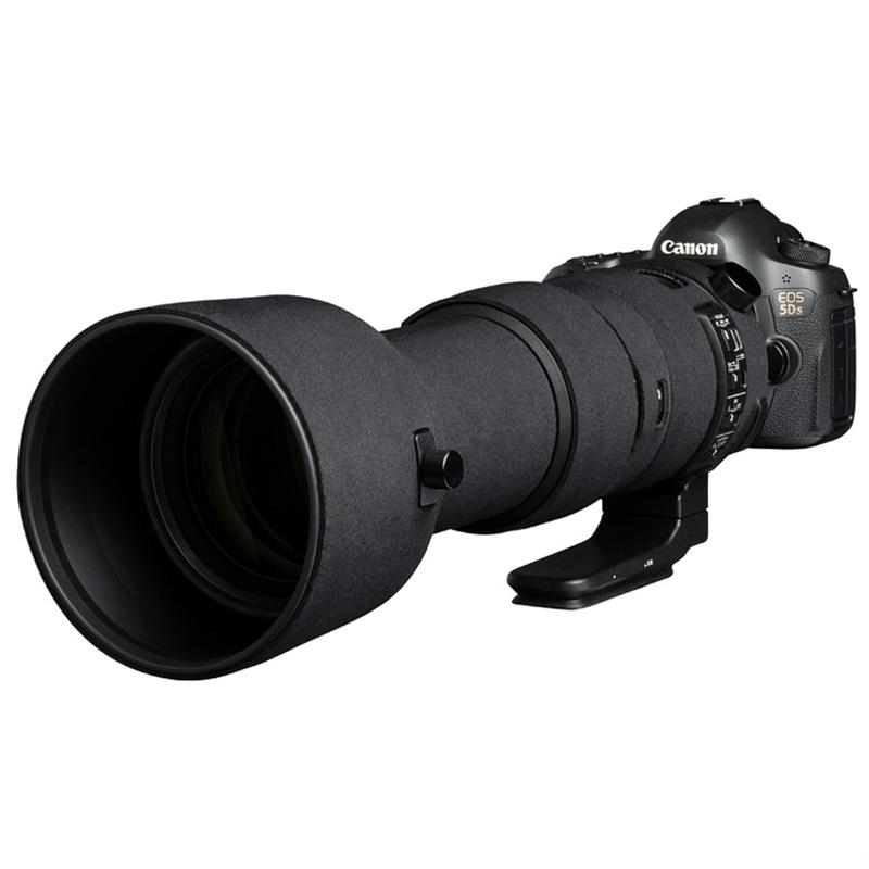 イージーカバー レンズオーク シグマ 60-600mm F4.5-6.3 DG OS HSM Sport 用 ブラック