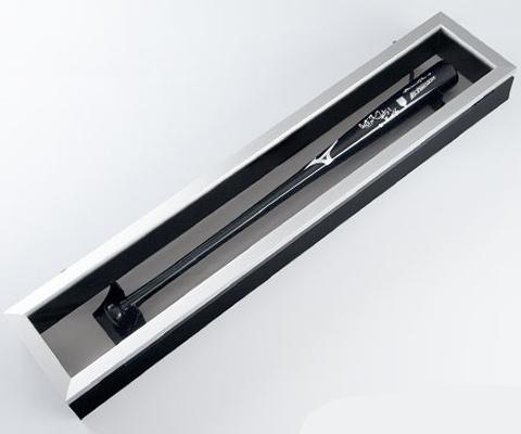 イチロー・トリプル直筆サイン)通算4,257本安打新記録達成 イチロー試合用モデルバット