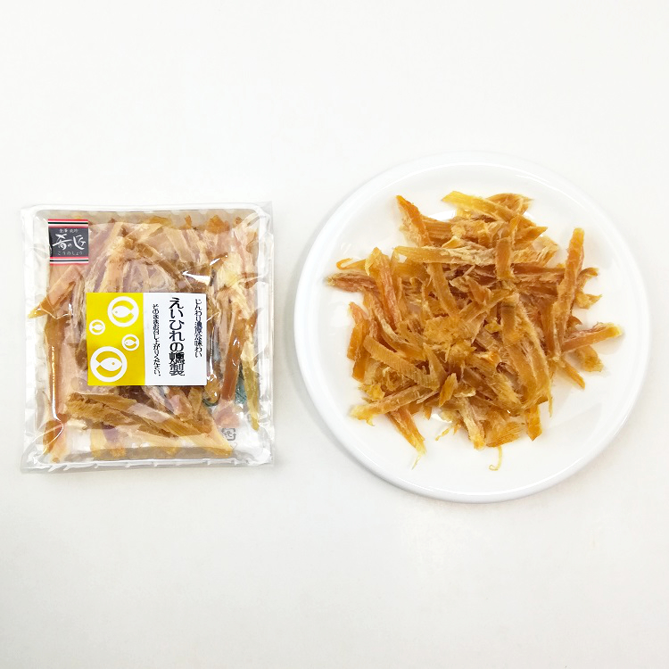 おさかなバル えいひれの燻製 45g【常温】