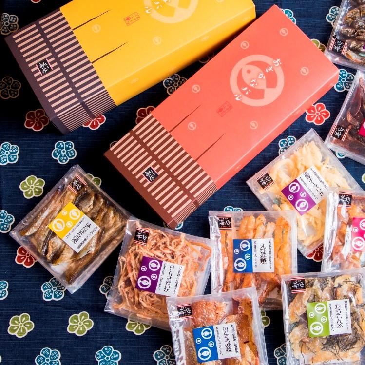 【送料無料】おさかなバル 選べる10種セット【常温】