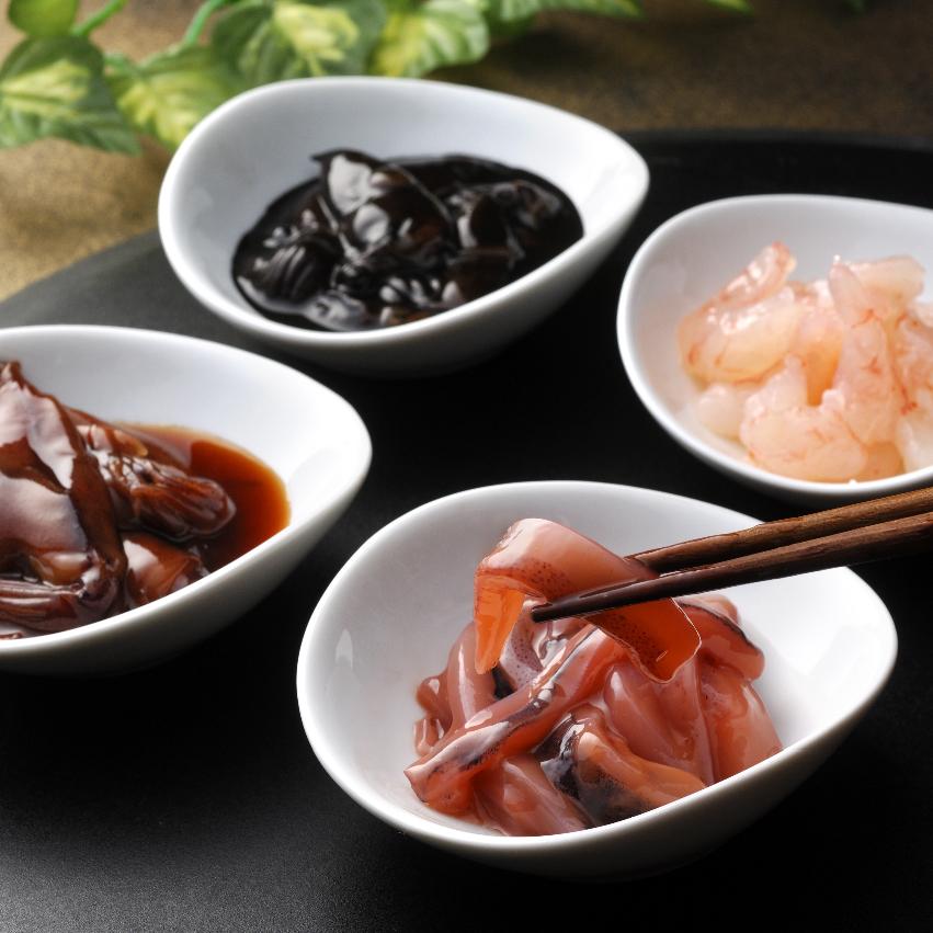甘えび塩辛 165g【冷蔵】