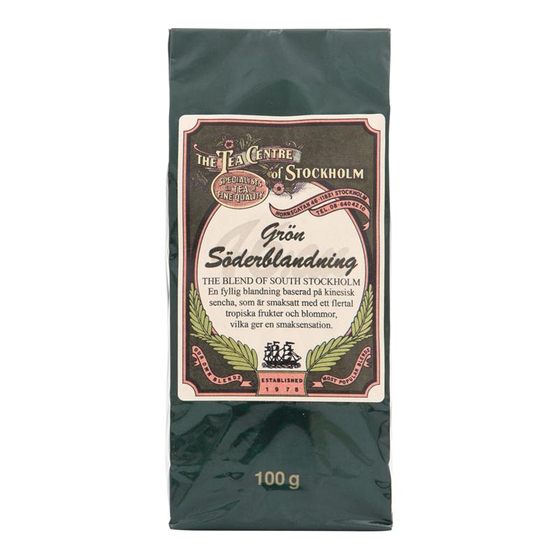 北欧紅茶【ロイヤルセーデルブレンド・緑茶】リフィル(100g)