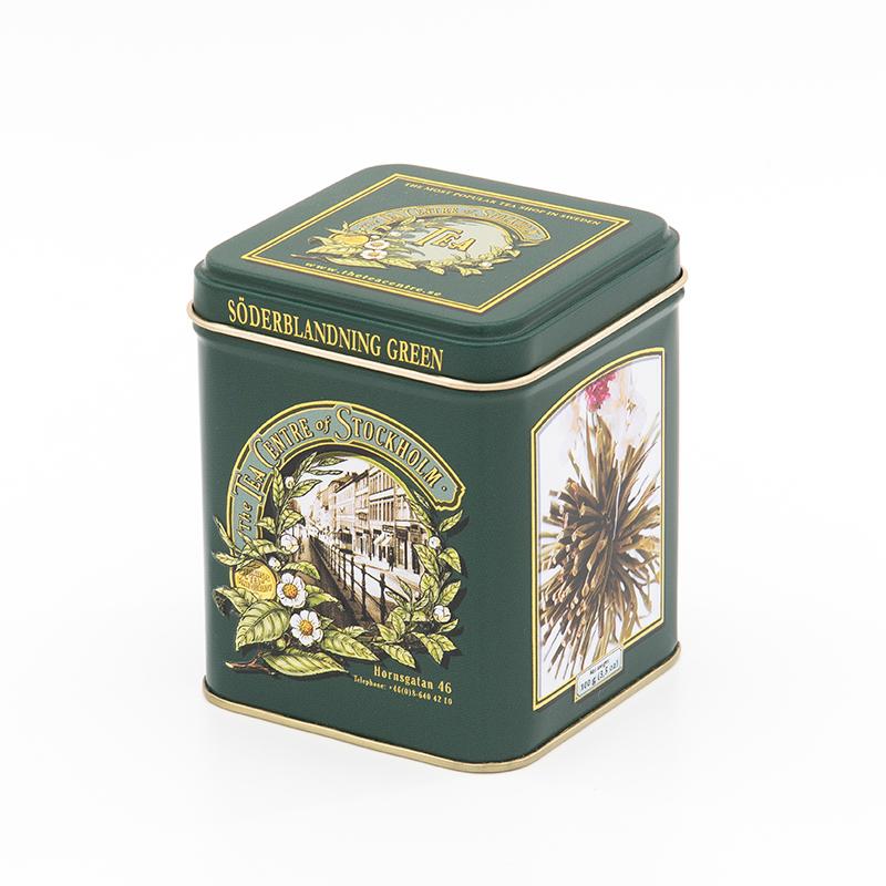 北欧紅茶【ロイヤルセーデルブレンド・緑茶】クラシック缶(100g)