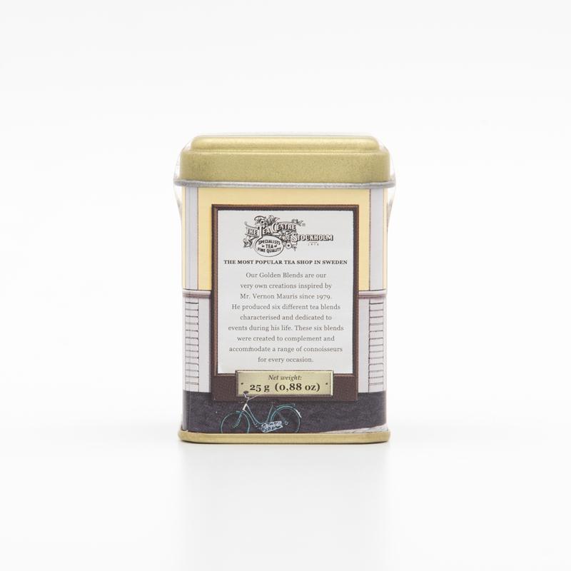 北欧紅茶【セーデルブレンド】ミニ缶(22g)
