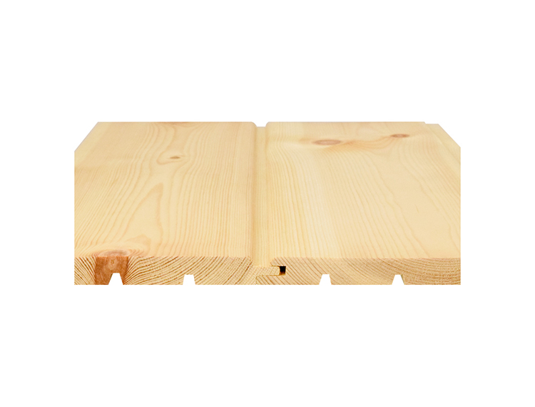 【レッドパイン A(B)グレード R溝】羽目板 無塗装 12x112x3900mm(8枚入)