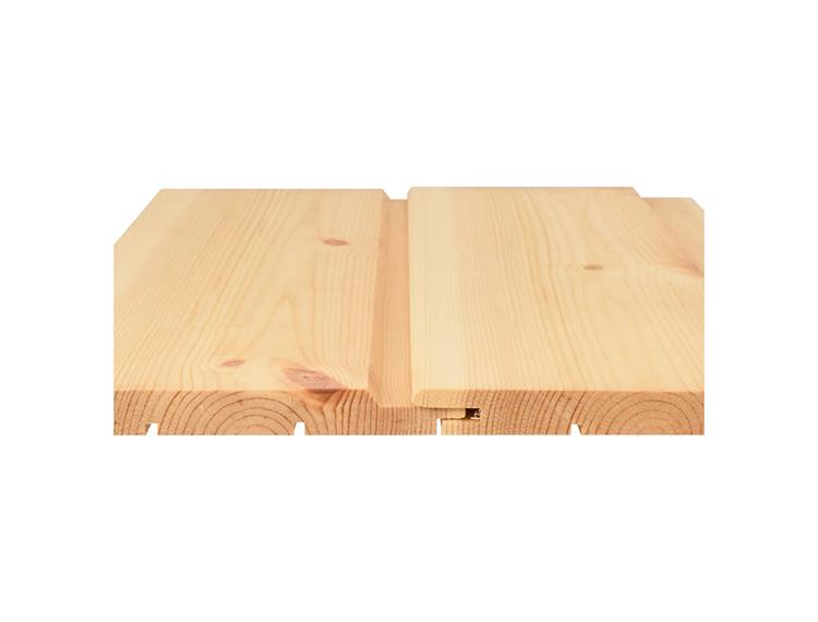 【レッドパイン Aグレード V溝】羽目板 無塗装 12(13)x112x3900mm(8枚入)