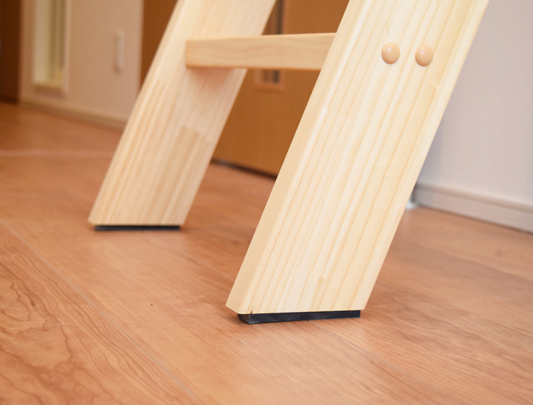 【カスタムラダー専用】 ロフトはしご金具単品