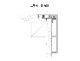 【上り框 FMC】イノヴァーフロア専用 6種類 120x65x2700mm