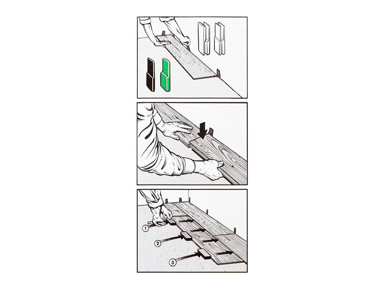 イノヴァーフロア用 施工キット(初心者向け)