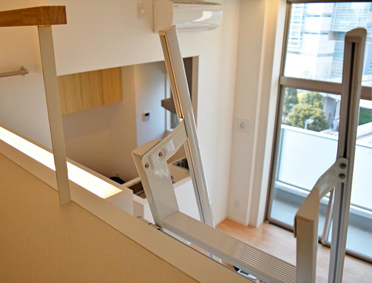 【ルカーノラダー専用】  ロフトはしご金具単品