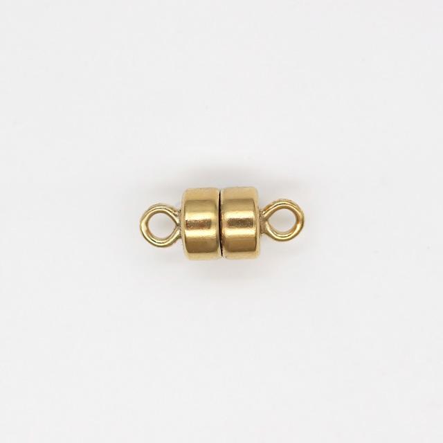 02C0061GFP 14KGF製マグネットクラスプ 4.5×10.0mm 1ヶ