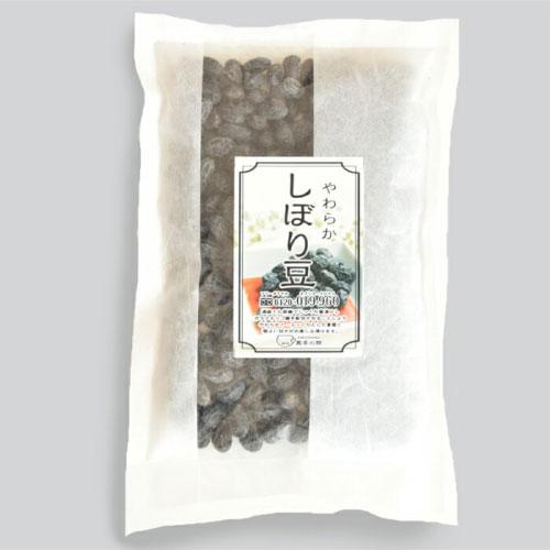 やわらかしぼり豆 200g×3パックセット