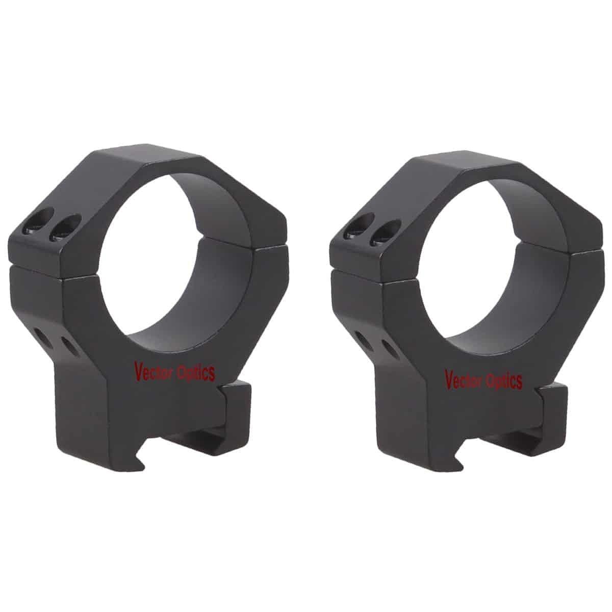 【お届け予定日: 5月30日】ベクターオプティクス スコープマウント 35mm Medium ProfilePicatinny Rings  Vector Optics SCTM-06A
