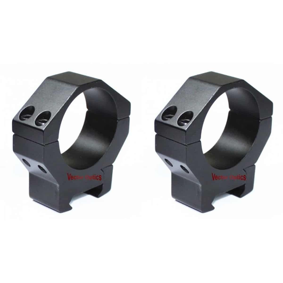 ベクターオプティクス スコープマウント 34mm Low ProfilePicatinny Rings  Vector Optics SCTM-23B
