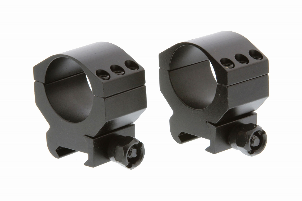 プライマリーアームズ 30mm リングマウント - Medium Height (Pair) - PATR30MP