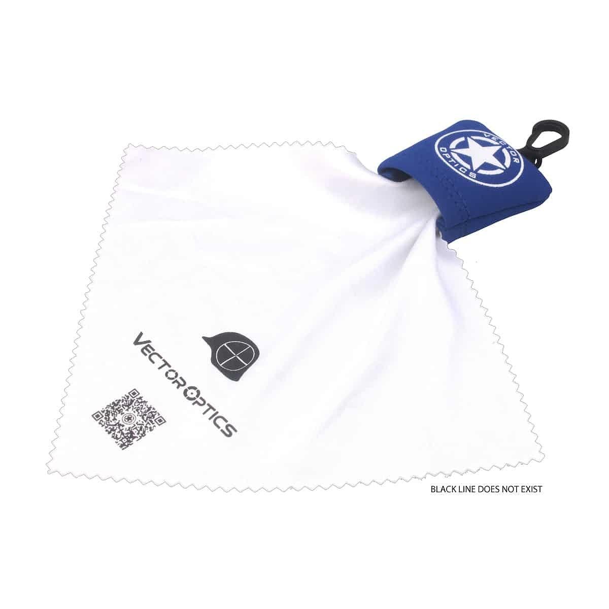 【お届け予定日: 5月30日】ベクターオプティクス  Deluxe Cleaning Cloth  Vector Optics SCCC-02
