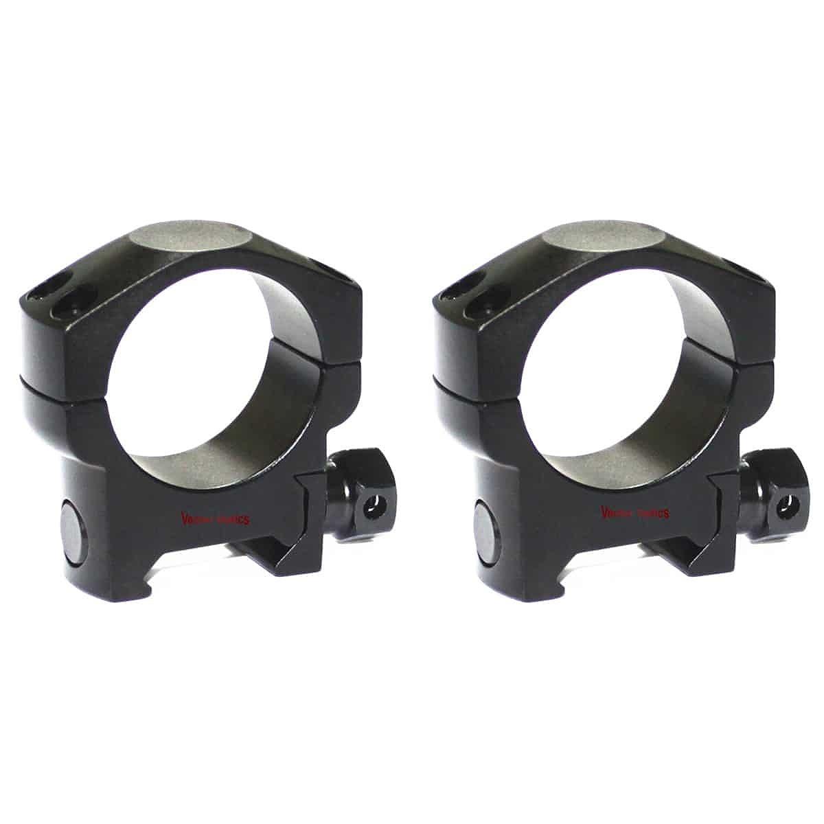 【お届け予定日: 6月30日】ベクターオプティクス スコープマウント 30mm Mark LowProfile Weaver Rings  Vector Optics SCTM-27