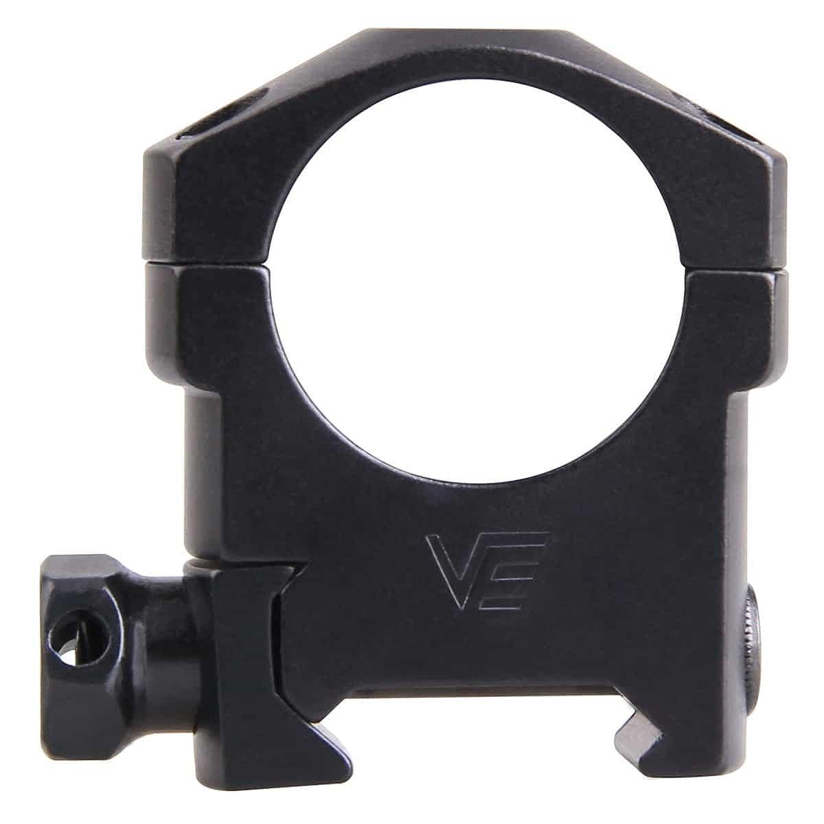 """【お届け予定日: 6月30日】ベクターオプティクス スコープマウント 25.4mm 1"""" Mark MediumProfile Weaver Rings  Vector Optics SCTM-37"""