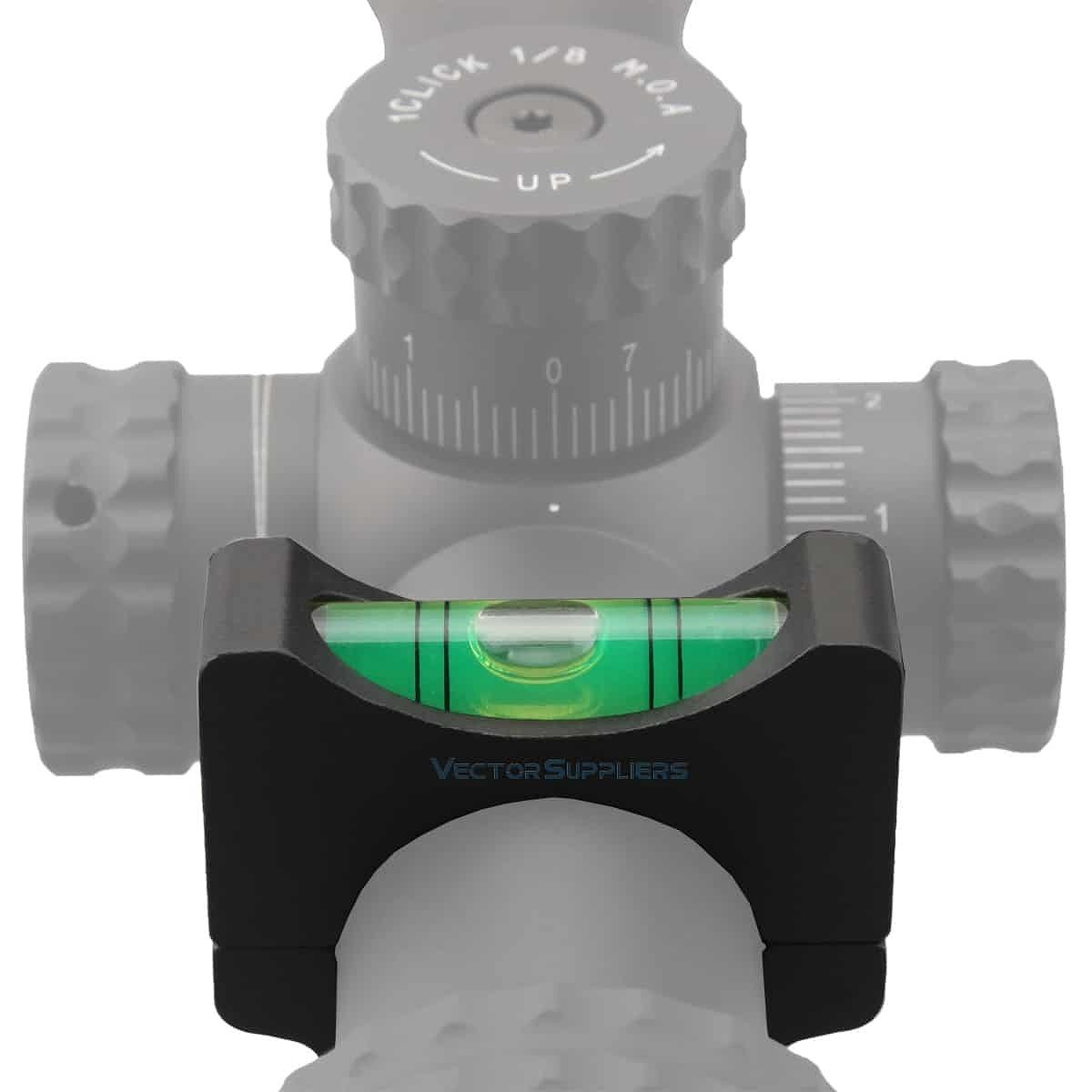 ベクターオプティクス 水平器 30/25.4mm Top Bubble  Vector Optics SCACD-01