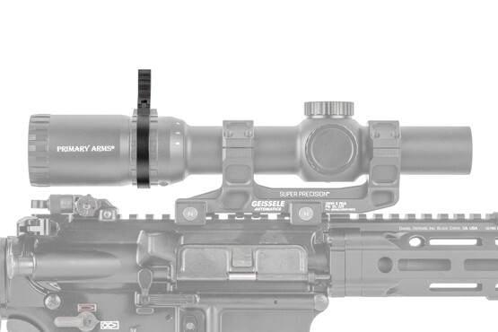 プライマリーアームズ Mag-Tight スルーレバー - ブラック - PA-ML-16-18-BLK