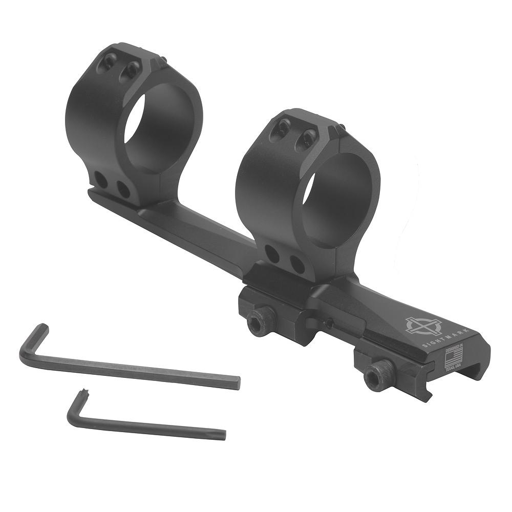 サイトマーク スコープマウント Tactical 30mm Fixed Cantilever Mount with 20MOA Sightmark SM34021
