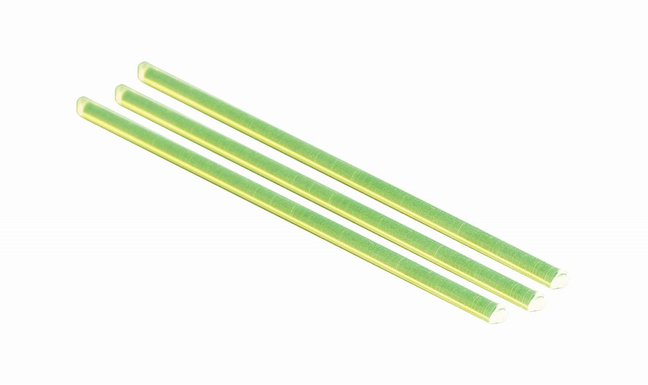 Iron Sight Replacement Fiber - Green 3 Pack