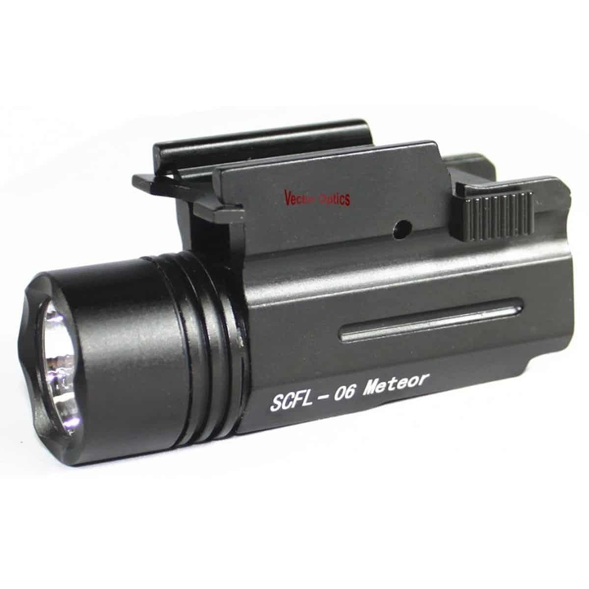 【お届け予定日: 5月30日】ベクターオプティクス タクティカルライト Meteor  Vector Optics SCFL-06