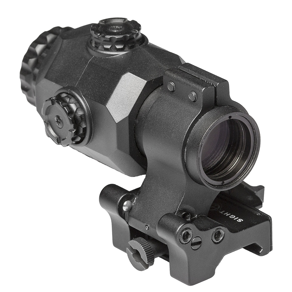 サイトマーク マグニファイア XT-3 Tactical Magnifier with LQD Flip to Side Mount Sightmark SM19062