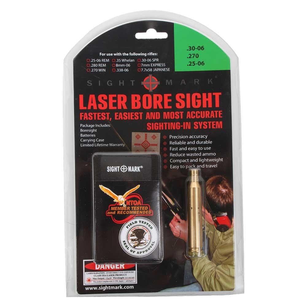 サイトマーク ボアサイト .30-06, .270, .25-06 Boresight Sightmark SM39003