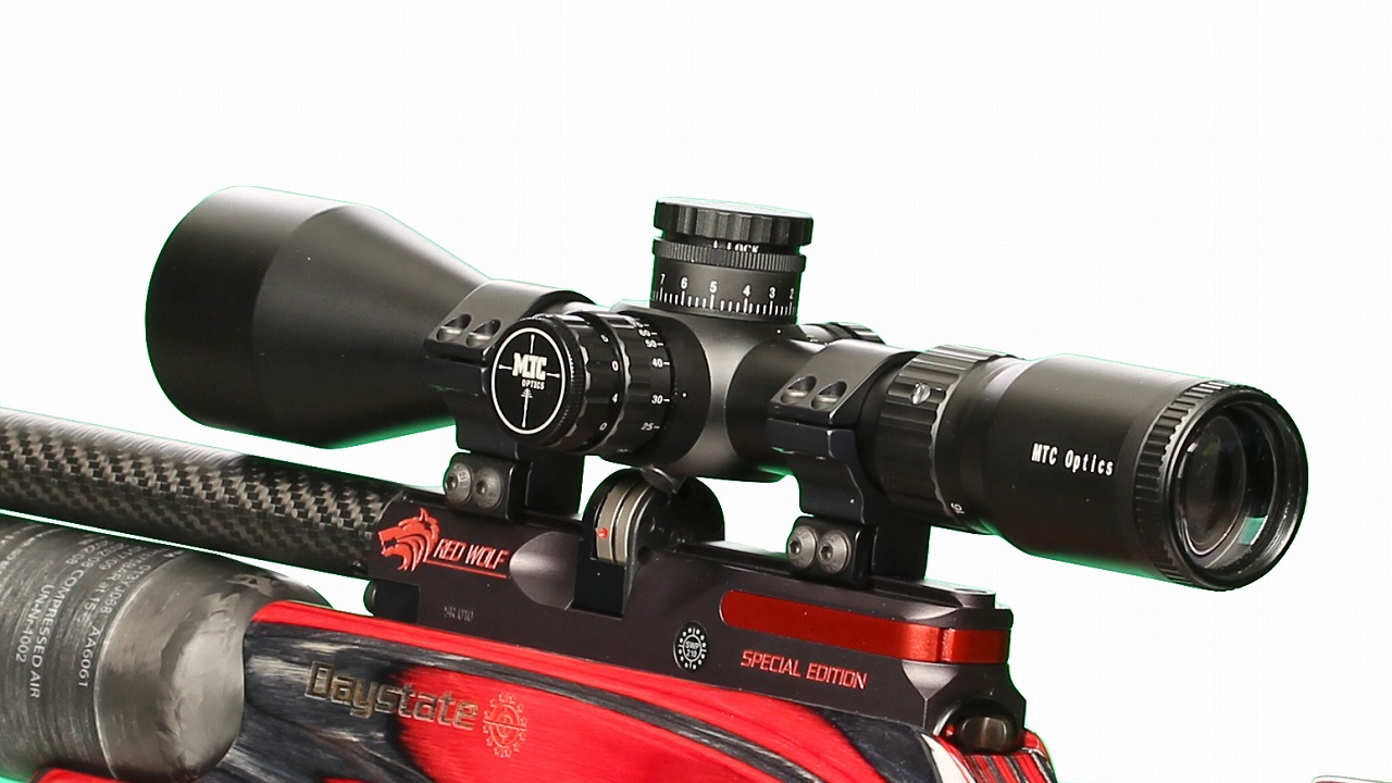 MTC ライフルスコープ Cobra F1 4-16×50 MTCoptics