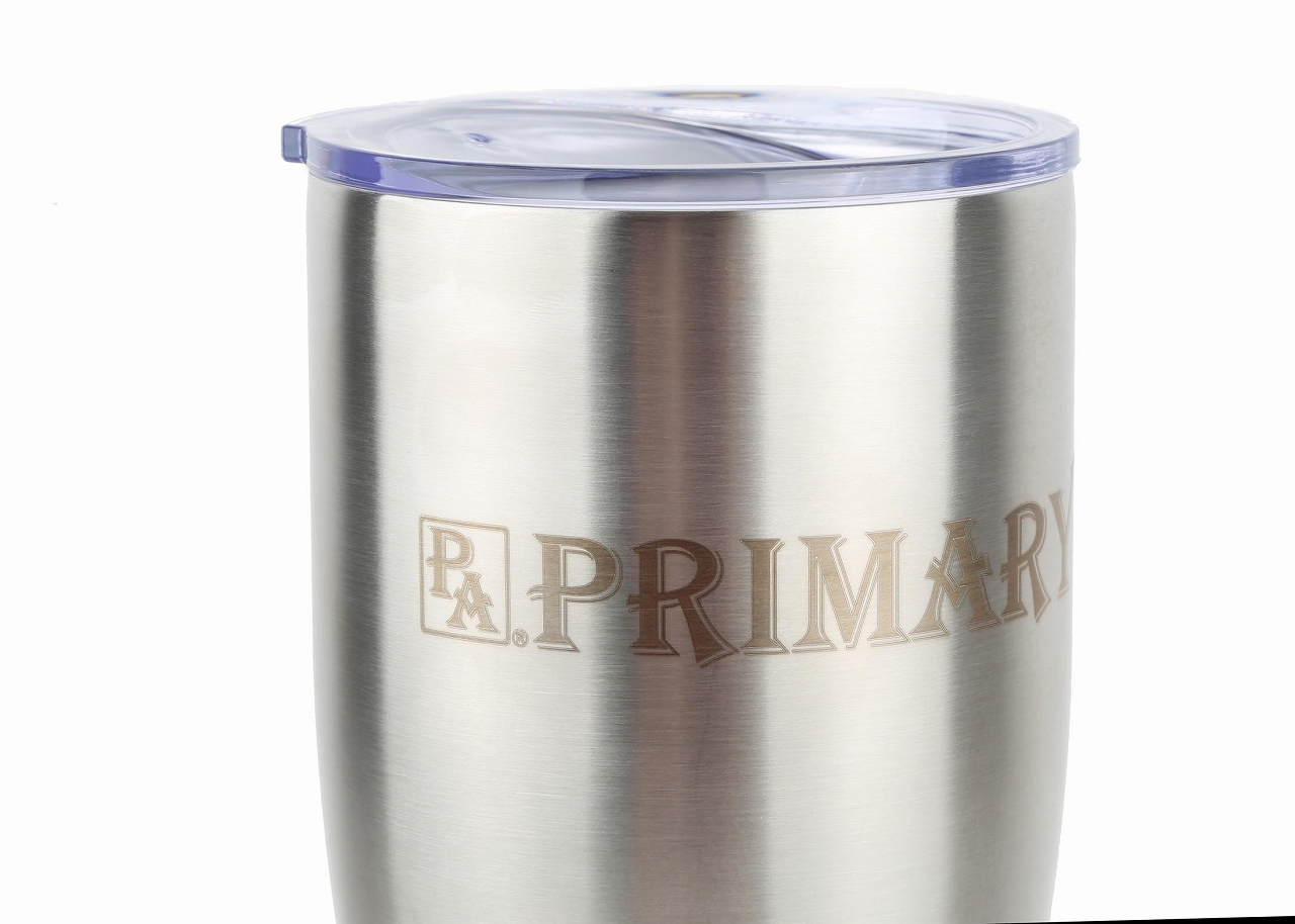Primary Arms 30-Ounce Double-Wall Stainless Steel Tumbler