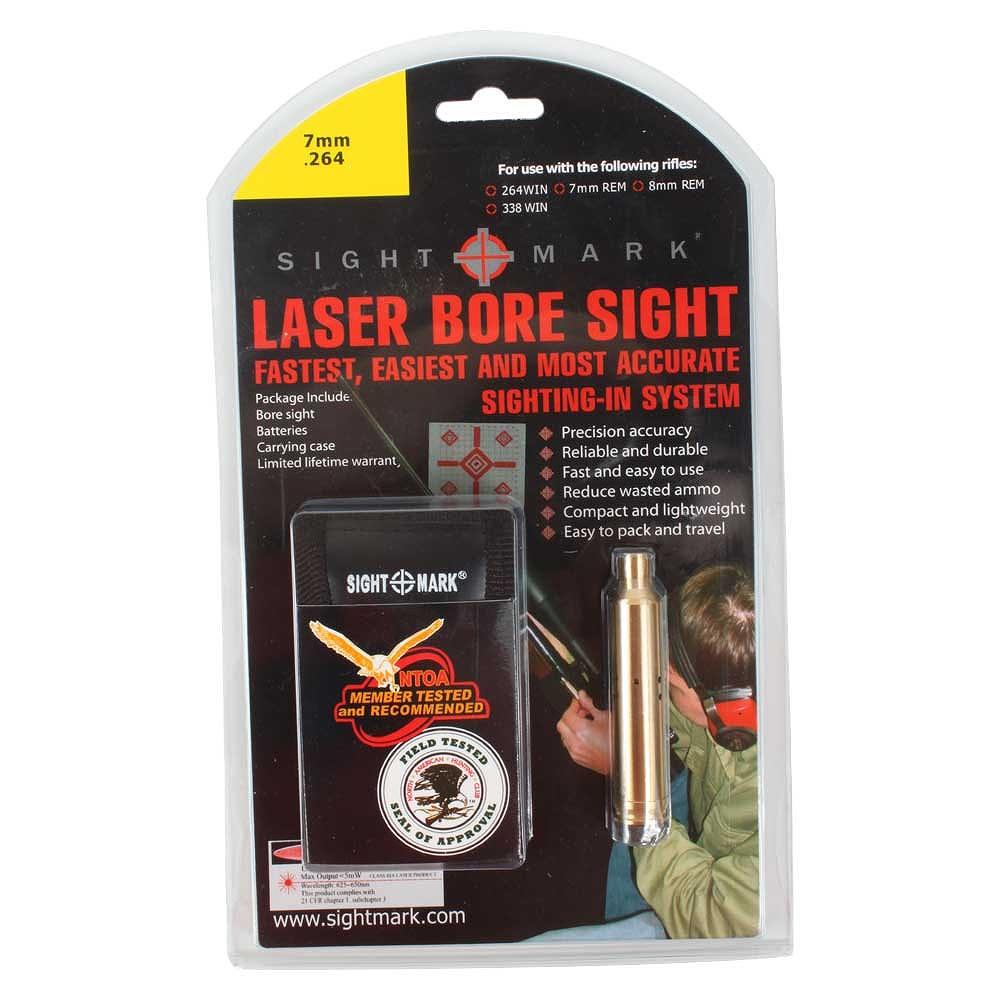 サイトマーク ボアサイト 7mm, .338, .264 Boresight Sightmark SM39004