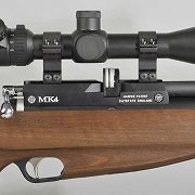 MTC ライフルスコープ Genesis 5-20×50 MTCoptics