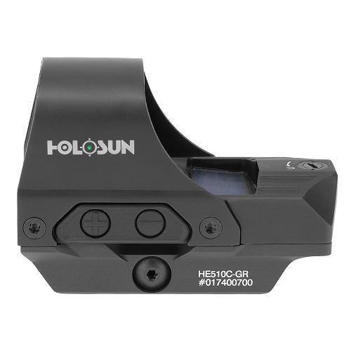 ホロサンドットサイト HE510C-GR HOLOSUN