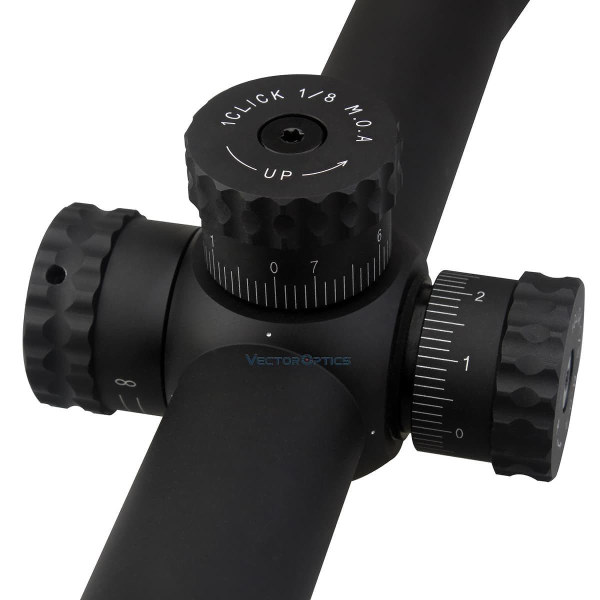 【お届け予定日: 6月30日】ベクターオプティクス ライフルスコープ Sentinel 8-32x50 GenII  Vector Optics SCOL-05