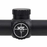 【お届け予定日: 5月30日】MTC ライフルスコープ Mamba UltraLite 3-10×40 PA MTCoptics
