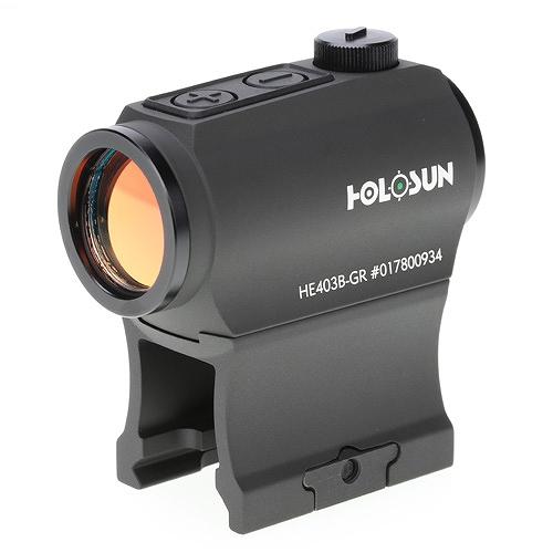 ホロサンドットサイト HE403B-GR HOLOSUN