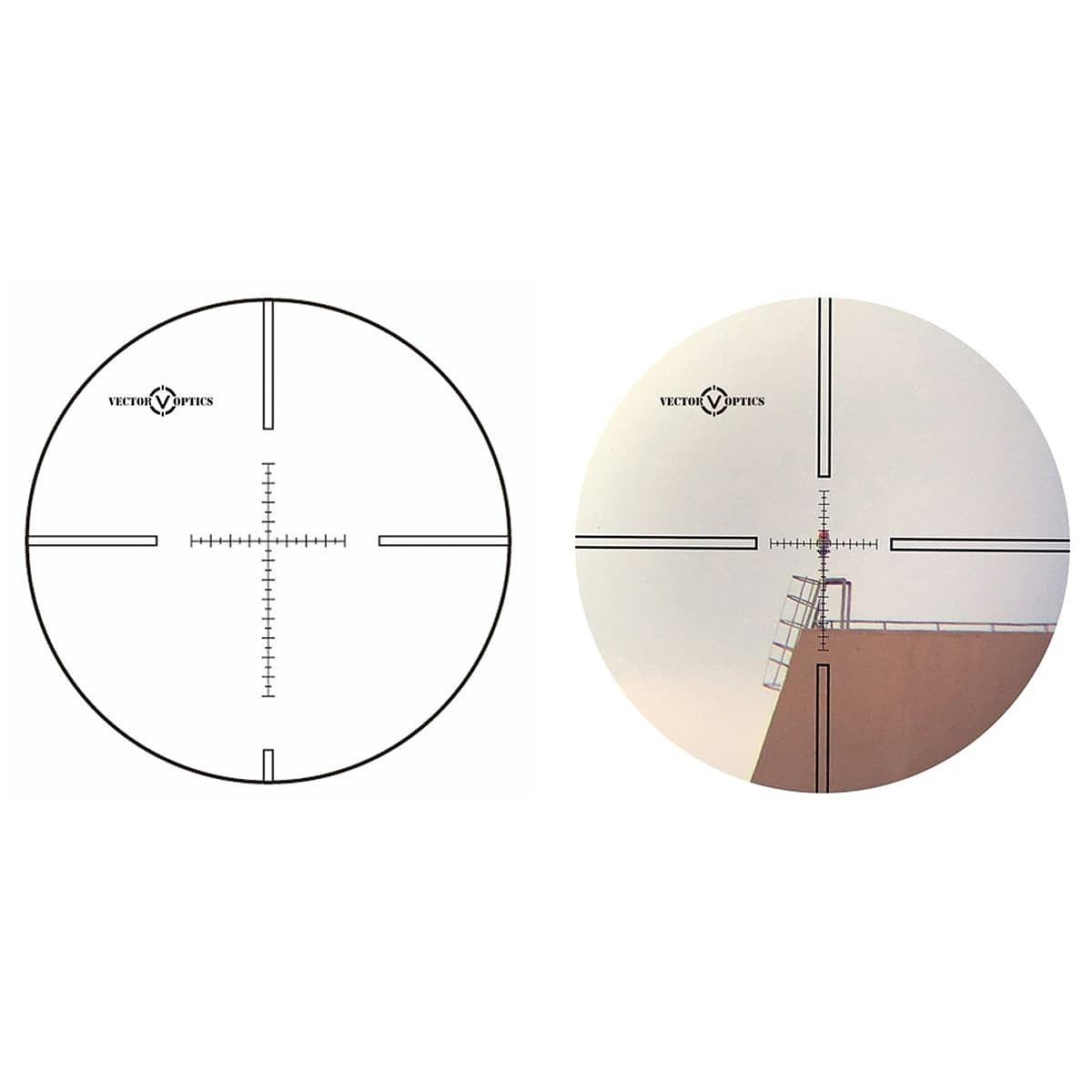 【お届け予定日: 6月30日】ベクターオプティクス ライフルスコープ Sentinel 4-16x50  Vector Optics SCOL-13