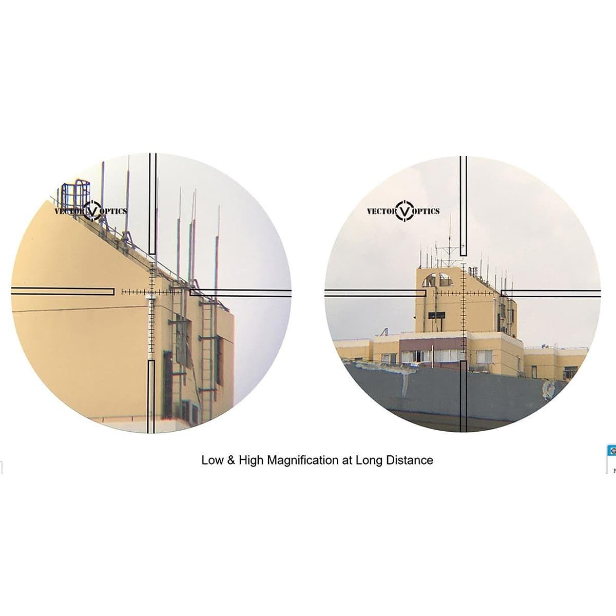 ベクターオプティクス ライフルスコープ Sentinel 4-16x50  Vector Optics SCOL-13