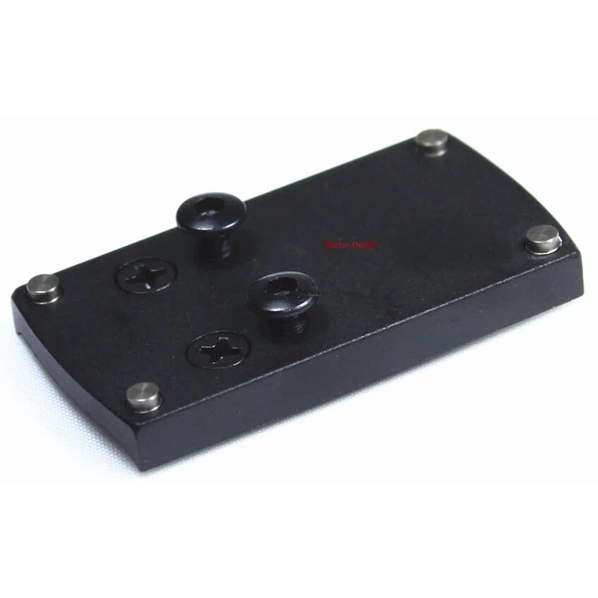 【お届け予定日: 5月30日】ベクターオプティクス ドットサイトマウント GLOCK Mount Base  Vector Optics SCRDM-01