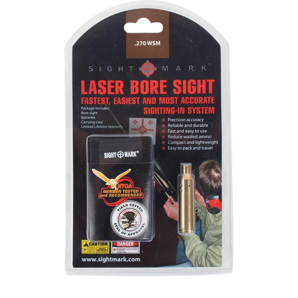 サイトマーク ボアサイト .270 WSM Short Mag Boresight Sightmark SM39011