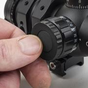 MTC ライフルスコープ SWAT Prismatic 12×50 MTCoptics