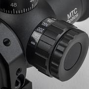 【お届け予定日: 5月30日】MTC ライフルスコープ SWAT Prismatic 12×50 MTCoptics