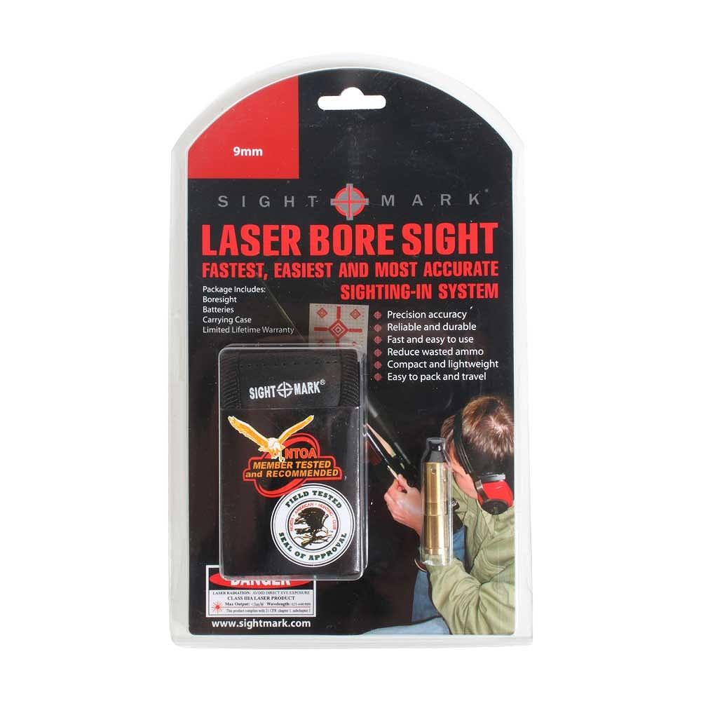 サイトマーク ボアサイト 9mm Luger Boresight Sightmark SM39015