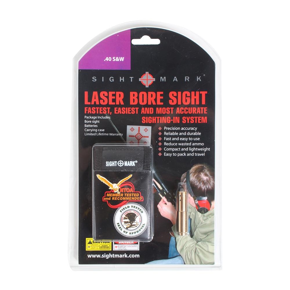 サイトマーク ボアサイト .40 S&W Boresight Sightmark SM39016