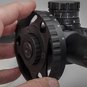 MTC ライフルスコープ Viper Pro 3-18×50 MTCoptics