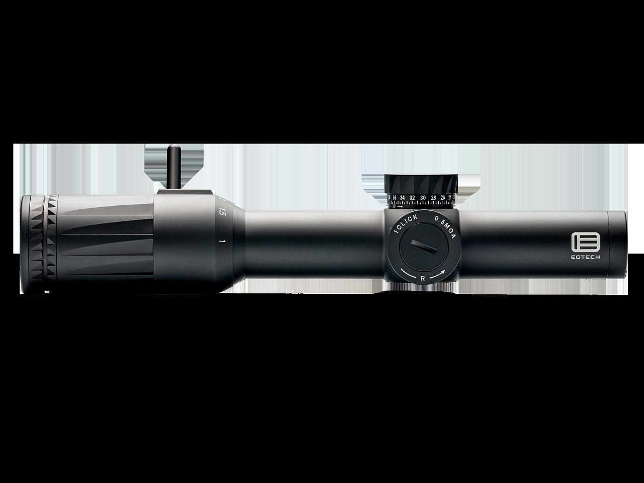 イオテック ライフルスコープ Vudu 1-6x24 FFP SR3 EOTECH Vudu 1-6x24 FFP Riflescope - SR3 Reticle (MOA)
