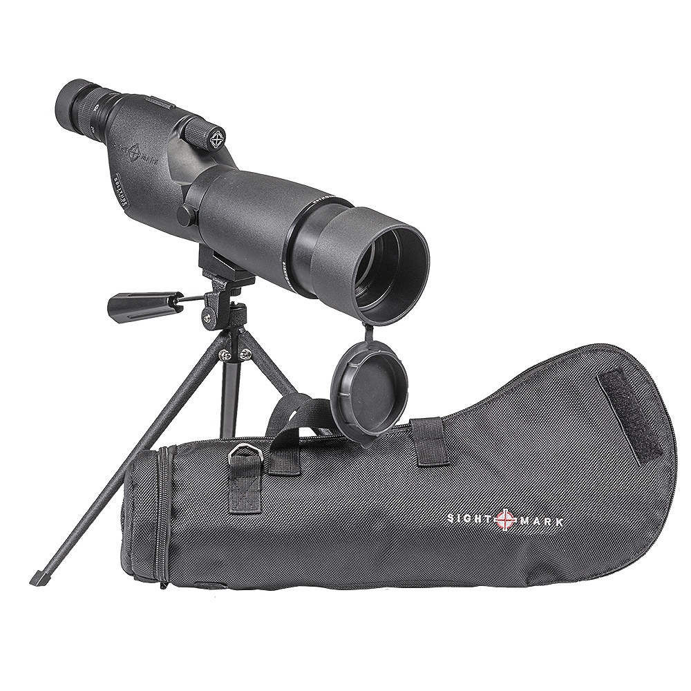サイトマーク フィールドスコープ Solitude 20-60x60SE Spotting Scope Sightmark SM11031K