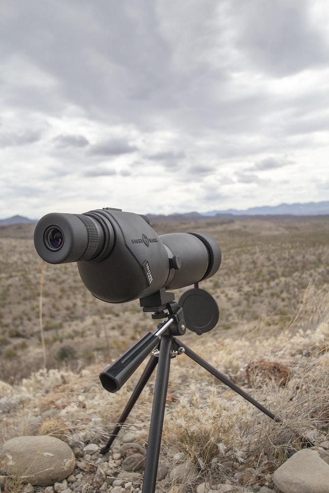 サイトマーク フィールドスコープ Solitude 20-60x80SE Spotting Scope Kit Sightmark SM11032K